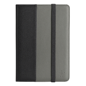 Tablet Folio Case iPad Mini PU Dark Grey / Black