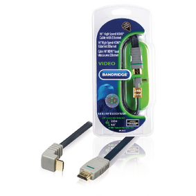 High Speed HDMI Kabel mit Ethernet HDMI Stecker - HDMI Steck